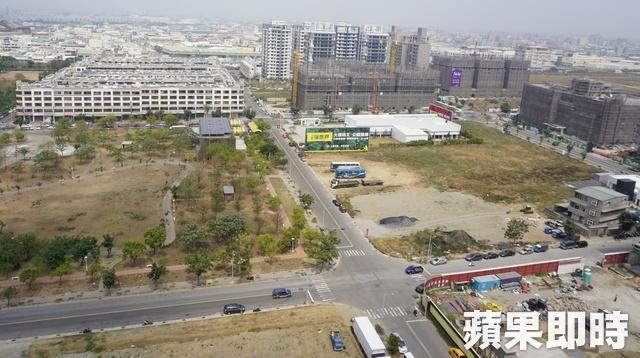 台南房價連漲10年 平實營區土地標售恐破單坪百萬