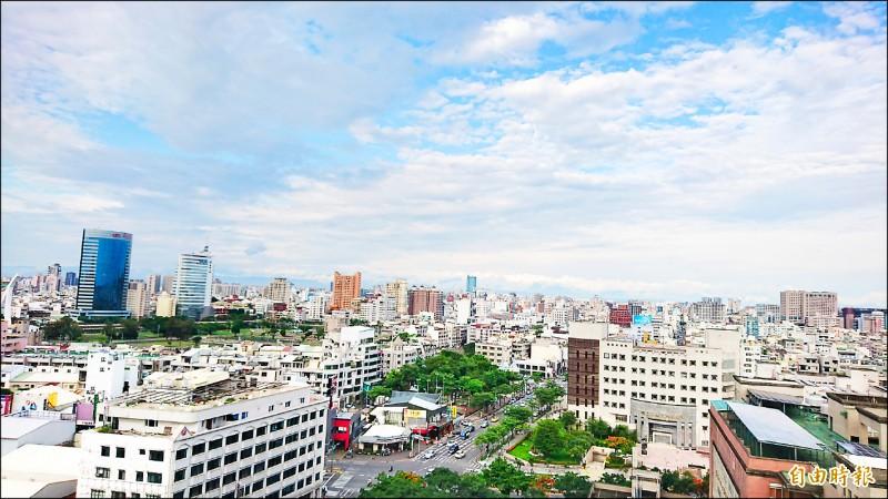 台南市房屋稅徵收率自治條例