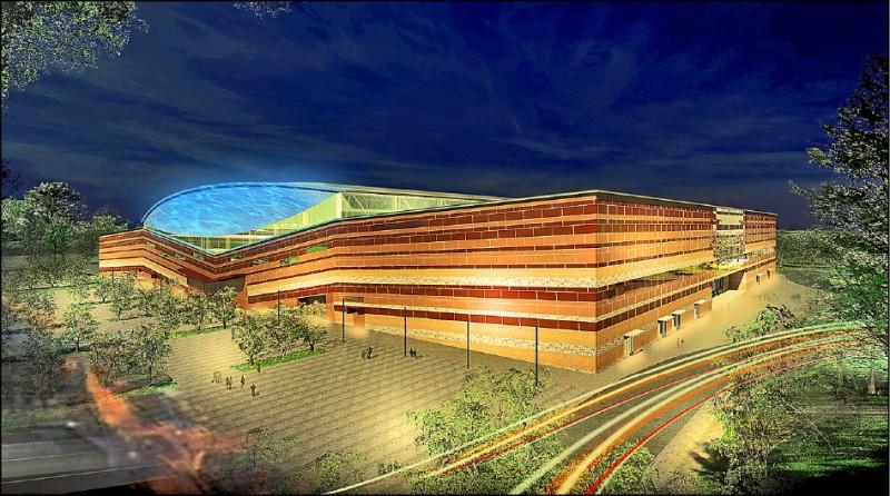 大台南會展中心